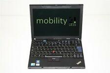 Lenovo ThinkPad X201 Core i5 520M 2,40GHz, 320GB, 8GB, UMTS, Docking, W10P