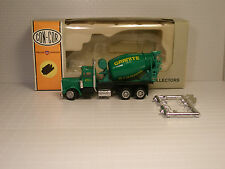 Con-Cor/ Herpa Model Kenworth Mixer Truck Rebuilt For Faller Car System HO