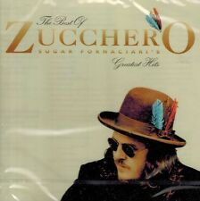 MUSIK-CD NEU/OVP - Zucchero - The Best Of - Greatest Hits