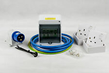 240V Mains Electric Hook Up Installation Kit T2/T4/T5 Van/Campervan/Motorhome