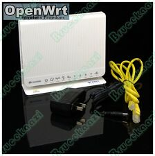 300Mbps 2.4G Wireless 3G Router OpenWrt Usb 2.0 Support WiFi Booster HDD Printer