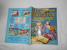 TOY COLLECTOR AND PRICE GUIDE Magazine-DECEMBER,1993-POPEYE PRICE GUIDE INSIDE