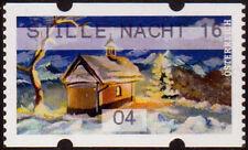 NEU | Österreich: ATM Winter 2016 | Kapelle | 4 cent | STILLE NACHT 16