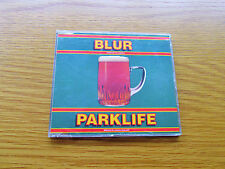 BLUR Parklife ORIGINAL 1994 UK 3 TRACK CD SINGLE EX CON