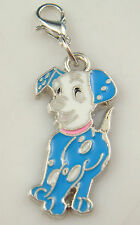 1p Dog Collar Tag Disc Disk Pet ID Enamel Accessories Necklace Pendant Metal aT6