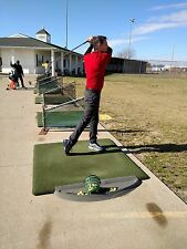 "Golf Hitting Driving Range Mats 60"" x 60"" (B Grade)"