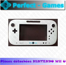 coque dessus panel cover case faceplate front face shell NINTENDO GAMEPAD Wii U
