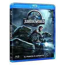Blu Ray JURASSIC WORLD - (2015) *** Contenuti Speciali ***  ......NUOVO