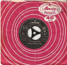 JOHN DUMMER BLUES BAND Try me one more time / Riding at midnight Mercury MF 1119