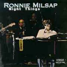 RONNIE MILSAP - Night Things CD ** BRAND NEW : STILL SEALED RARE **