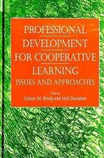 Professional Development for Cooperative Learning: Issues and Approaches, , , Ne
