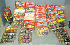 JOHNNY LIGHTNING MUSCLE CAR LOT, 48 PIECES, LIMITED ED.