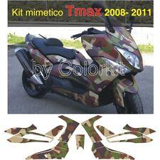 kit mimetico adesivo per Tmax 2008-2011 camouflage scooter camo