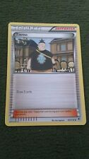 Tierno Pokemon Trainer Card UNCOMMON [Phantom Forces]