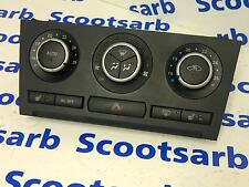SAAB 9-3 93 Dashboard Heater Control Panel 2007 08 09 2010 12772892 4D 5D CV