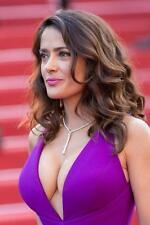 Salma Hayek A4 Photo 230