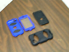 ASSORTED I-POD CASES & COVER - 3 TOTAL - VERSION OR GENERATION UNKNOWN