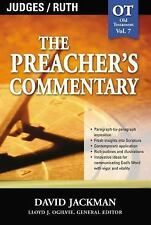 Judges & Ruth The Preacher's Commentary, Volume 7 - Jackman, Dr. David - Paperba