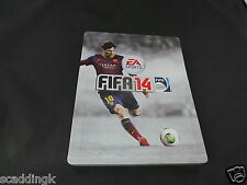 Fifa 14 Steelbook PS3 Case Sized No Game