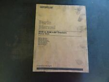 Caterpillar CAT D5M & D5M LGP Tractors Parts Manual  SEBP2497  4BR 3DR