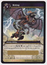 WORLD OF WARCRAFT WOW TCG LOOT CARD Kiting - Dragon Kite New Unscratched