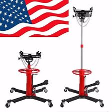 NEW 1100lbs Transmission Jack 2 Stage Hydraulic w/ 360° for car lift auto lift