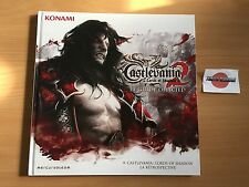 GUIDE OFFICIEL CASTLEVANIA LORDS OF SHADOW 2 + LA RÉTROSPECTIVE - LIVRE FRANÇAIS