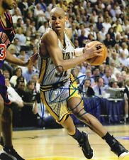 Reggie Miller GENUINE HAND SIGNED 10X8 PHOTO WITH PROOF AFTAL COA