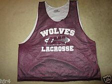 Desert Mountain High School Wolves DMHS Lacrosse Game Worn Jersey L/XL