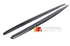 Carbon Side P Style Skirt Extensions for BMW F30 3-Series 320i 328i 335i M Sport