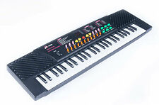 54 Key Piano Keyboard Digital Electronic Electric Music w Mic Organ Black New