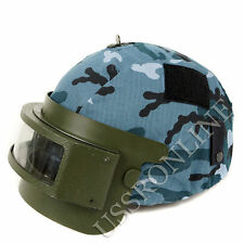 K6-3 Russian Spetsnaz Special Forces Helmet Cover Urban Camo