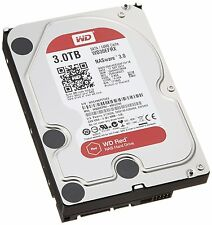 HARD DISK INTERNO 3,5 3TB WD RED WD30EFRX HD NAS