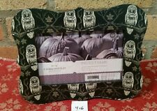 Threshold 4x6 Picture Frame Owls Halloween Fall Spooky