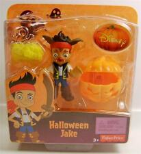 HALLOWEEN JAKE PIRATE DISNEY WITH PUMPKIN FIGURE FISHER PRICE 2014 NEW