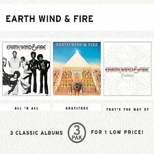 The Collection: That's Way of World / All 'N All / Gratitude by Earth, Wind & F