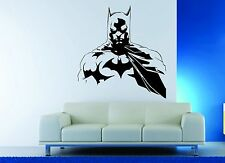 Wall Decor Vinyl Sticker Decal Cat Woman Batman Super Hero