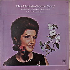 MADY MESPLE SINGS VOICES OF SPRING-M1972LP JOHANN STRAUSS