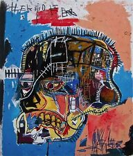 Untitled (1981), Giclée, Jean-Michel Basquiat