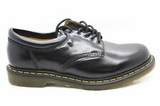 Dr. Martens mens 8053 Oxford Padded Collar Shoe Black Buttero Size 11 Uk 12 US