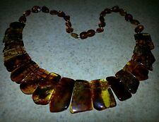 AMBER NECKLACE GENUINE BALTIC HEALING AMBER