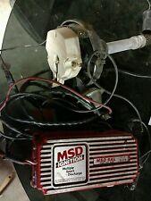 Multiple Spark Discharge MSD 6AL Part # 6420 ignition control unit