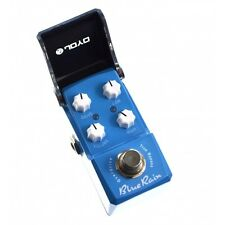 Joyo JF-311 Blue Rain Overdrive Ironman Mini Guitar Effects True Bypass Pedal