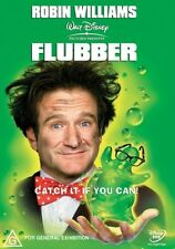 Walt Disney's ●● FLUBBER ●● (DVD, 2002) Robin Williams - Catch It if you Can!