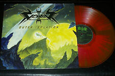 Vektor Outer Isolation  Orange / Red Splatter LP  200 COPIES