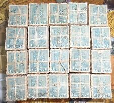 500 Stamps Lot - 1949 - 1 Anna.Bodhisattva Die I ( RARE ) -Archaeological series