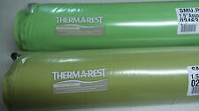 """Therm a Rest Self-inflating Ground Pad 1.5""""x72"""" Sleeping Mat 2pak Camping SMU gr"""