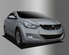 Front Bonnet Emblem Hood Guard Garnish Deflector for Hyundai Elantra 11-15