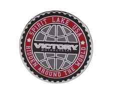 NEW VICTORY MOTORCYCLES GLOBE PIN BADGE MOTORCYCLE PINS 2874598