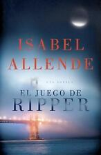 El Juego de Ripper by Isabel Allende (2015, Paperback)